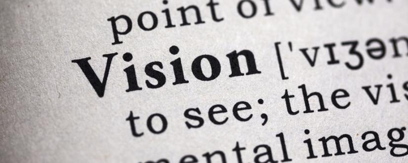 Write the vision; make itplain!